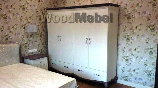 1234 10 - Шкафы из дерева на заказ