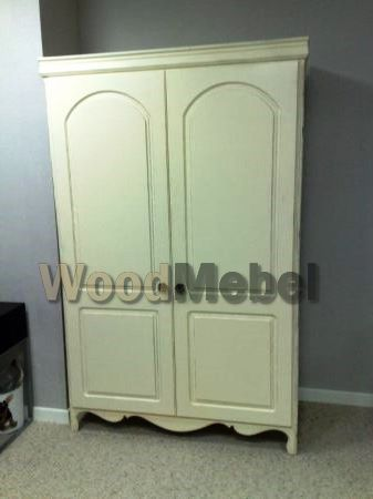 1234 14 - Шкафы из дерева на заказ