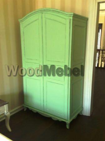 1234 15 - Шкафы из дерева на заказ
