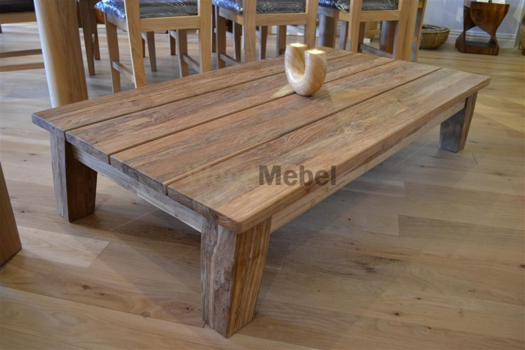 Reclaimed Wood Coffee Tables Picture 1024x683 - Столы из дерева под заказ