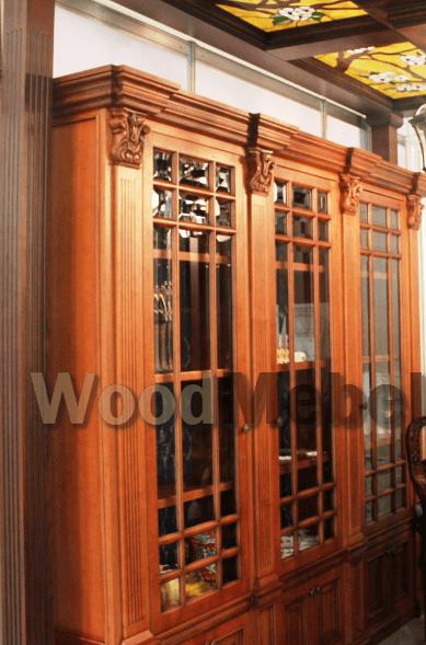 Screenshot 30 - Шкафы из дерева на заказ