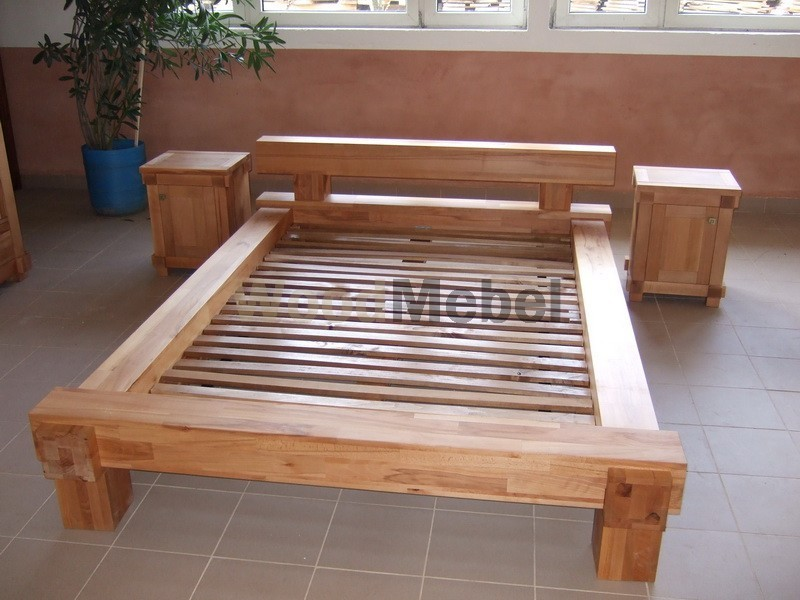 bardi industry solid wood beds 9 - Кровати из дерева на заказ Киев