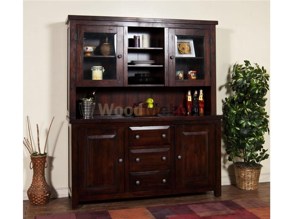 dining room hutches styles1 1024x768 - Буфеты из дерева на заказ