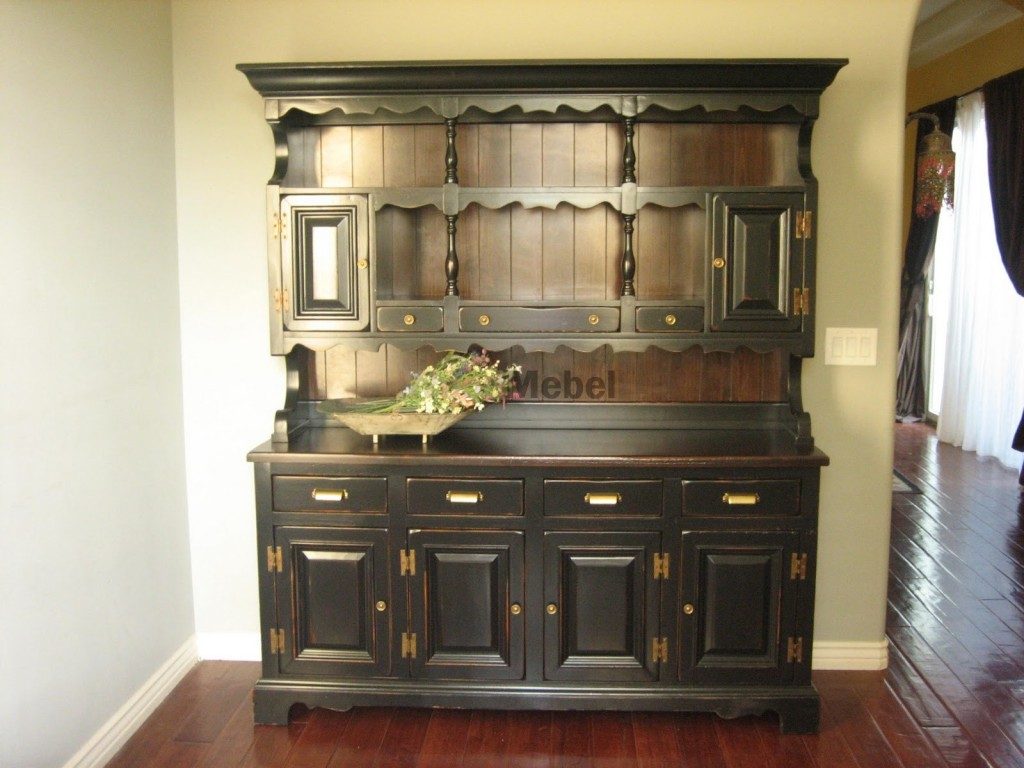 of kitchen decoration buffets sideboards 1024x768 - Буфеты из дерева на заказ