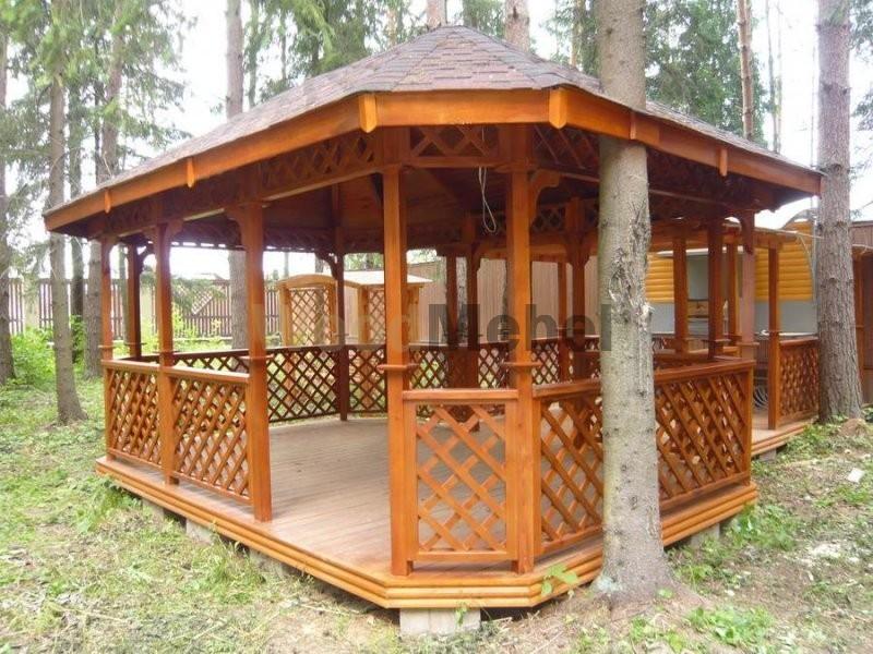otkritieibesedki - Беседки из дерева на заказ