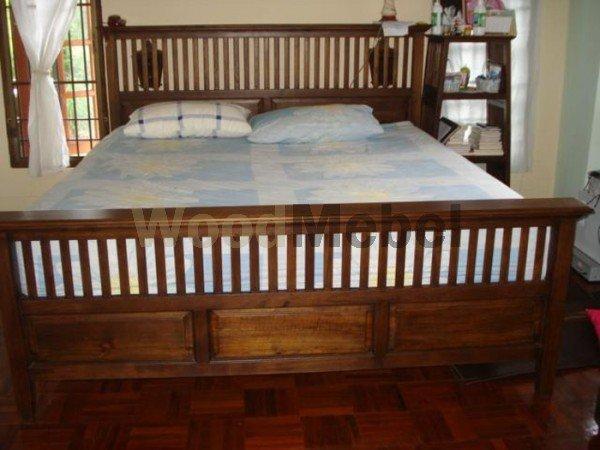 solid wood beds 0 600x450 - Кровати из дерева на заказ Киев