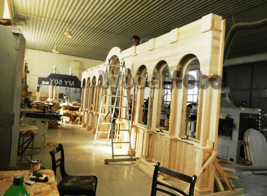 Screenshot 21 - Производство мебели из Дерева Киев