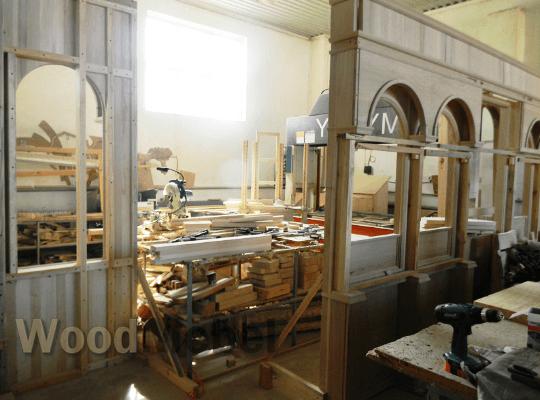 Screenshot 26 - Производство мебели из Дерева Киев
