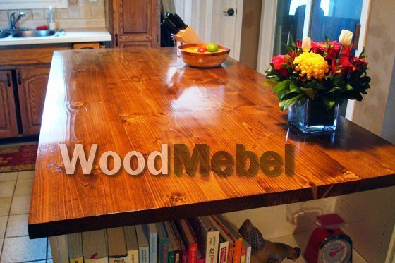 woodcountertop3 - Столешницы из дерева на заказ