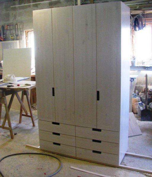 Screenshot 1 4 - Шкафы из дерева на заказ