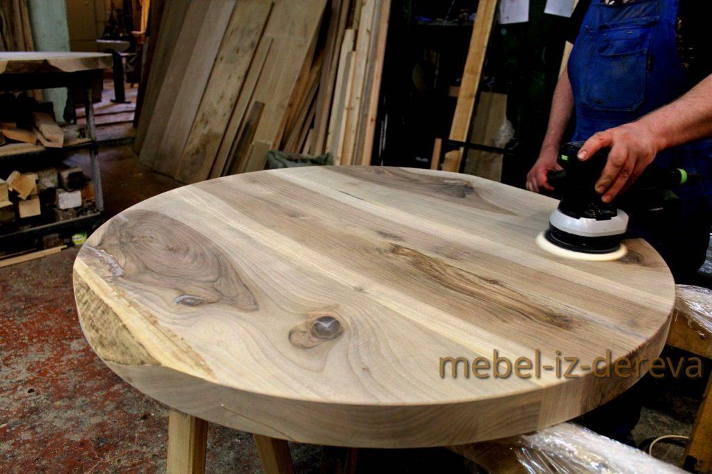 Столешницы из дерева под заказ Киев