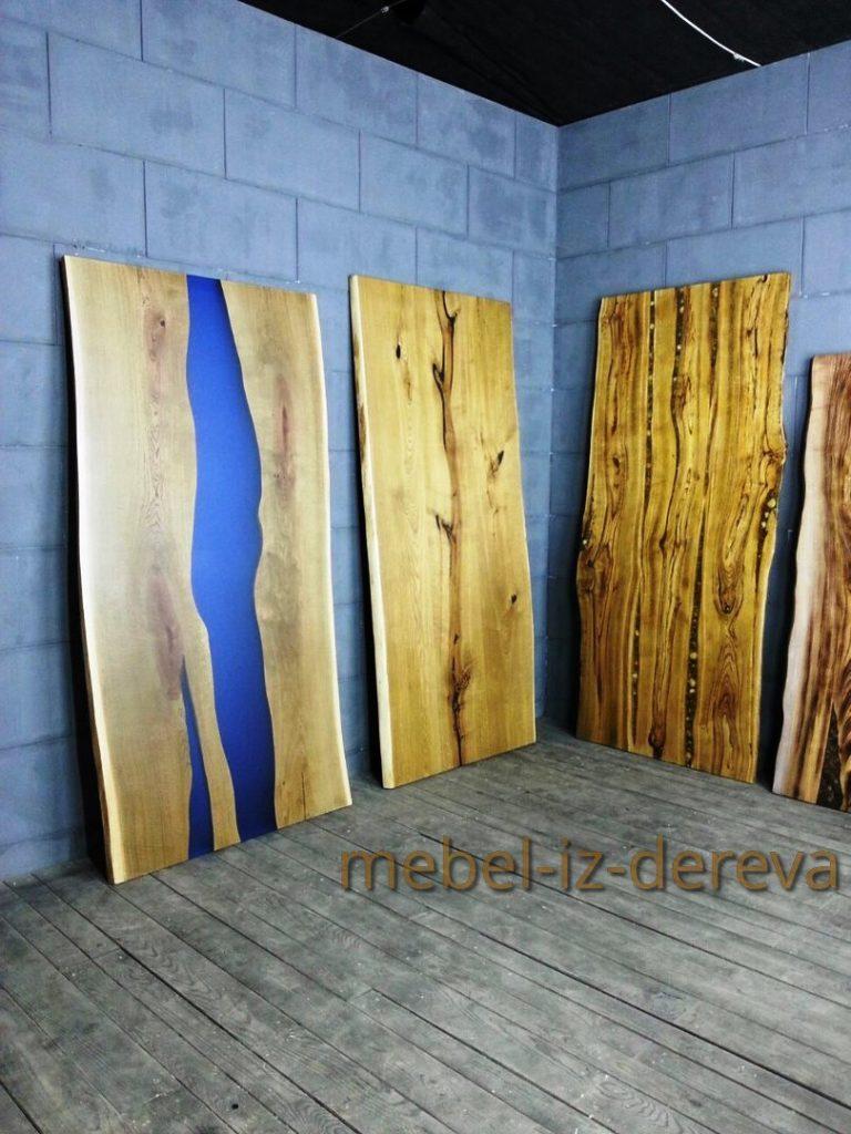 Стол из дерева на заказ Ивано-Франковск