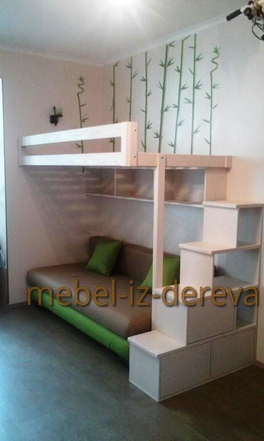 Мебель из мебельного щита на заказ