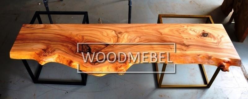 Подоконник из дерева под заказ Херсон