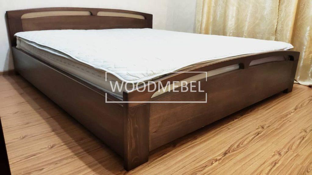 Кровати из дерева на заказ Киев