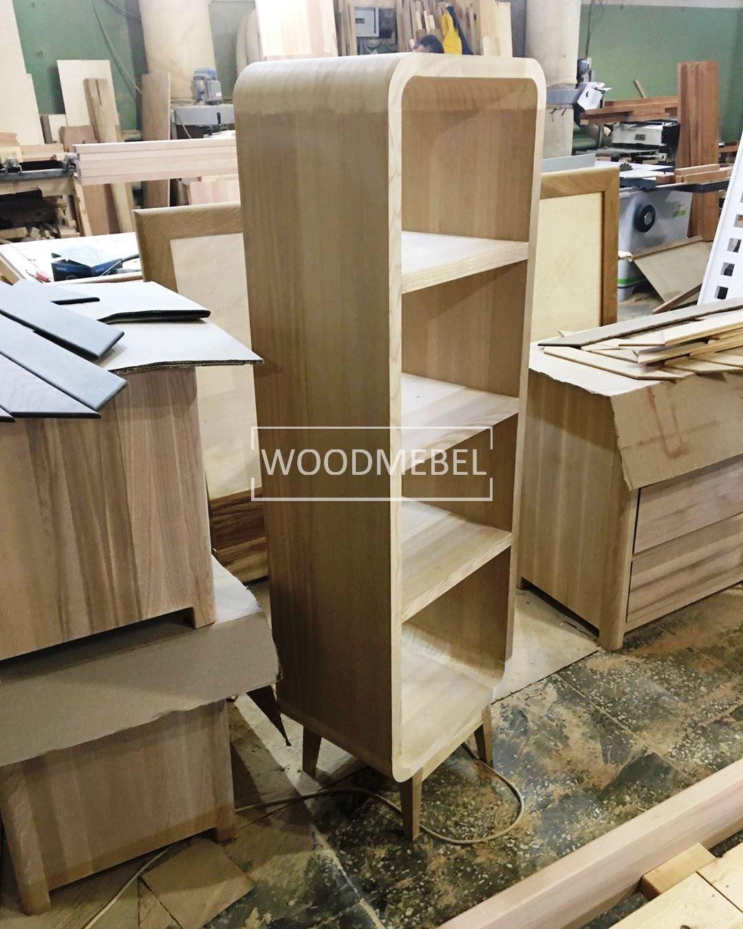 Шкафы из дерева на заказ