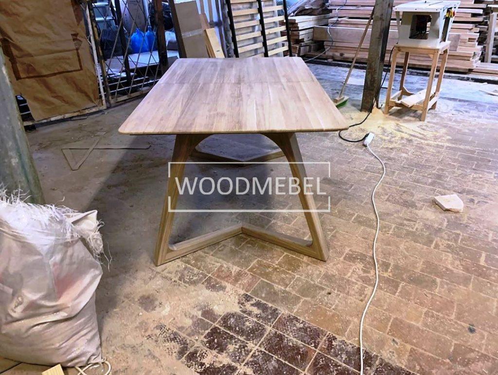 Письменные столы из дерева на заказ