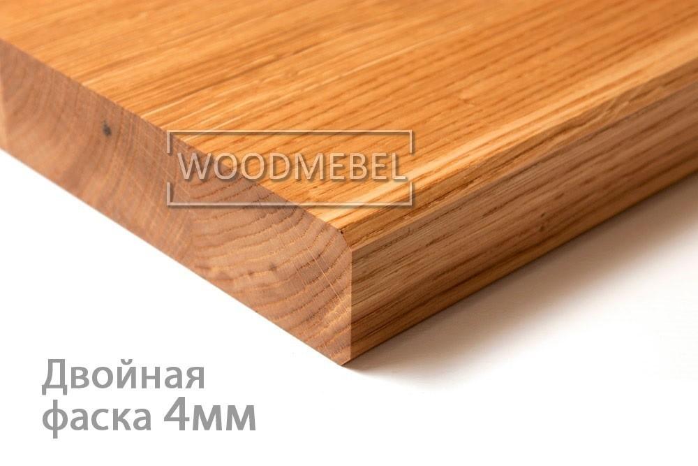 Виды фасок для Деревянных столешниц
